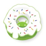 Android1.6:Donut(ドーナツ)
