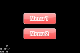 【iPhoneアプリ】「cocos2d for iPhone」でゲームアプリを作ってみる(CCMenu、CCMenuItemをメニューを作成):CCMenuItemImage例