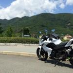 【バイク】Z250さんとツーリングとかダム巡りとか色々、写真とか上げてみる(その1)