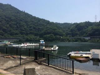 ツーリング写真 相模湖:国道413号 道志みち 2