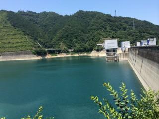 ツーリング写真 宮ヶ瀬湖 2
