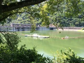 ツーリング写真 津久井湖