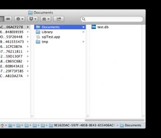 【iPhoneアプリ】SQLiteでデータベースを使ってみる、FMDB、Litaなどを紹介3