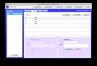 【iPhoneアプリ】SQLiteでデータベースを使ってみる、FMDB、Litaなどを紹介5