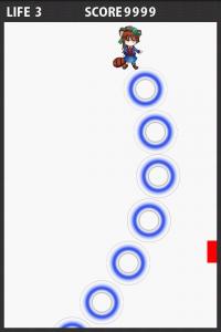 弾幕シューティングゲームを作ってみるその2 「自機狙い弾」