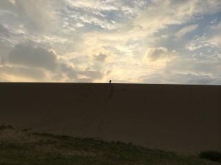 ツーリング写真 鳥取砂丘4