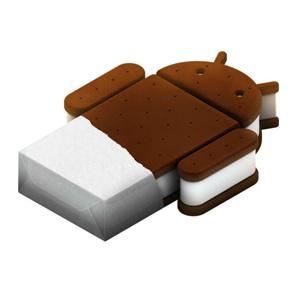 Android4.0:Ice Cream Sandwich(アイスクリームサンドイッチ)