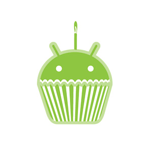Android1.5:Cupcake(カップケーキ)